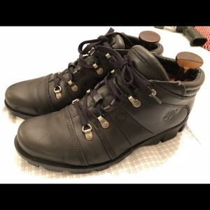 Timberland men's boots black